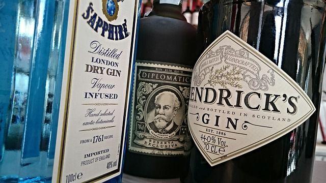 Gin Flaschen: Lagerung & Haltbarkeit